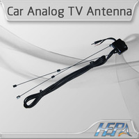 Analog TV antenna for CAR DVD GPS navigation system