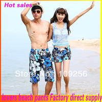 2102 flower lovers beach pants shorts fashion beach High quality Factory direct supply Shorts for Men Women Floral Board Shorts