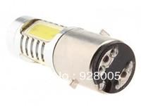 BA20D(H6) 6W 480LM Natural White Light LED Bulb for Car Brake/Reversing Lamp (12V)