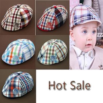 Girl Kid Toddler Infant Boys Baby Hat Casquette Peaked Baseball Beret Cap 5-24M