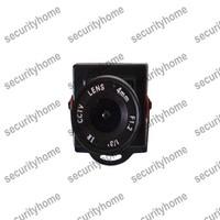600TVL 2040 Sony Super HAD CCD 4mm Board lens Audio/Video CCTV Camera security
