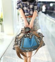 New Women Hobo Satchel fashion Tote Messenger leather shoulder handbag