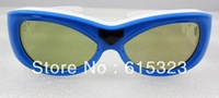 Free shipping infrared 3d glasses for children G07-IR supply infrared 3d signal tevelision(sony,panasonic, sharp, samsung)