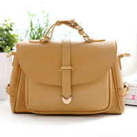 Hot selling Free shipping 2013 women's handbag vintage fashion all-match briefcase one shoulder bag handbag cross-body 0418