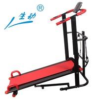 Multifunctional mechanical s-5104 running machine multifunctional running machine household folding mute fitness
