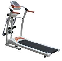 Electric running machine household multifunctional folding fitness equipment