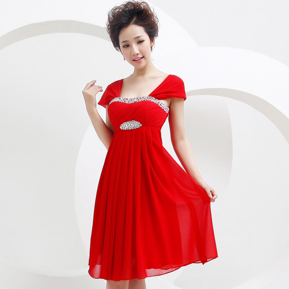Vestidos de noche de coreanas