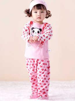 Moonbasa - children's clothing endomorph bear 100% cotton set 059712303