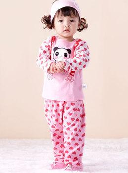 Moonbasa - children's clothing endomorph bear 100% cotton set 059712303