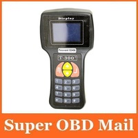 2014 promotion sale T300 key programmer Newest version universal car key transponder + DHL Free shipping