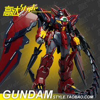 Free Shipping Gundam Epyon ver EW 1/100, Master Grade-Customize Mobile Suit Model Kit Fighting Action Kit Toys For Boys