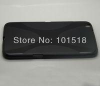 10pcs/lot Free shipping Black Soft X-Line TPU Gel Case for Samsung Galaxy TAB 3 8.0 P8200 New
