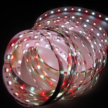 5M 5050 RGBW LED Strip Warm Cool Nature White 60 LEDs/M Flexible Light 24V #NP