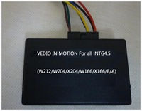 2013 New Arrival    TV  free Vedio in motion for all NTG4.5  suitable for W212/W204/X204/W166/X166/B/A .....