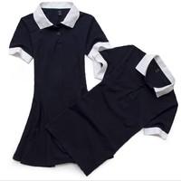 2013 square collar slim one-piece dress summer lovers dress set