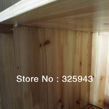 50pcs cabinet cupboard round steel zinc plate plank small bracket support interlayer shelf clamp support