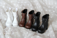 Small bjd shoes high-heeled boots all-match three-color sd ae