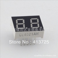 Two green anode 0.4 digital CL4021AH