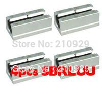 12mm Linear Guides rail bearings block 4 SBR12LUU
