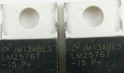100% новый IC ( LM2576T-15 )  цены