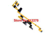 New Power On Off Switch Mute Volume Button Flex Ribbon Cable for iPad 3 3rd Gen 20pcs/lot