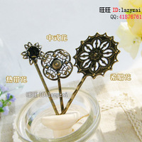 2013 New Arrival Vintage hair accessory alice dream - lady hairpin women's ccbt hair clip with free shipping
