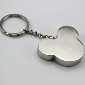 Metal Mickey Head 2GB/4GB/8GB/16GB/32GB USB 2.0 Flash Drive Memory Stick U Disk Free Shipping