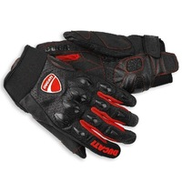New Men Leather Driving Racing Bicycle Motorcycle Cycling Ducati Flow Gloves