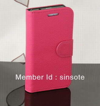 Plain Card Holder Mobile Phone Case For Blackberry Z10