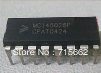 MC145026P MC145026 DIP16  IC Whole Sale .New and Original . Best Price . 60 Days Warranty .
