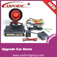 Upgrade One Way Car Alarm System Upgarde your original keyless system with alarm function  Free shipping
