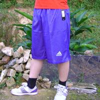 Reversible Men chromophous basketball pants sports pants basketball shorts basketball training pants sports shorts clusters