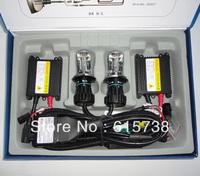 35W Bi xenon kit light high and low H4 ( H13 9004 9007 9003) 35W Hi/L beam hid xenon 6k xenon lights hid lights