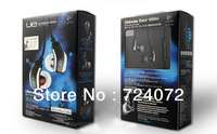 Free shipping high quality Ultimate Ears 600vi UE600VI in ear HiFi Earphones with remote and mic 3.5mm in new box