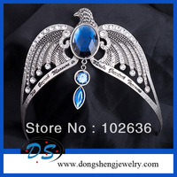 FREE SHIPPING!Wholesale lots Harry Potter Ravenclaw crown diadem headress. Horcrux. prom. witch. wizard