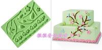 Sugar cake tools silica gel embossed mould print pad polymer clay tools