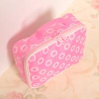 free shipping Storage bag wash bag multifunctional bags fashion double zipper double layer cosmetic bag travel cosmetic bag