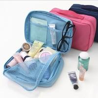 free shipping Portable travel bag in bag monopoly multifunctional nylon waterproof Large storage bag cosmetic bag