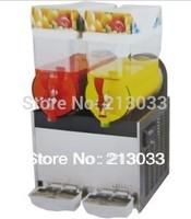 2 Bowls ice slush machine, Frozen Drink Margarita Machine  HOT SALE!!