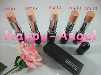 5pcs/lot Hot sale! brand makeup Concealer stick STUDIO fix fluid spf 15 30ML (NW30,NW35,NW42,NW43,NW45),Free shipping