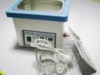 FedEx /EMS FREE SHIPPING Digital type ultrasonic cleaning machine -multi purpose 5L