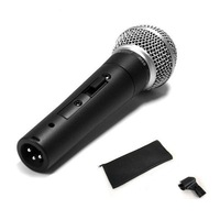 Brand new Professional Wired Dynamic Vocal Microphones M58S HIGH with on and off switch