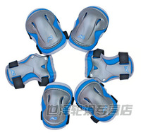120-metre-tall 2 three-in skating protective gear set kneepad elbow armfuls blue  elbow guard