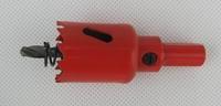 25MM M42 Bi-Metal Hole Saw Red 2 PACK