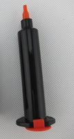 10cc/ 10ml Black Syringe Barrel Set