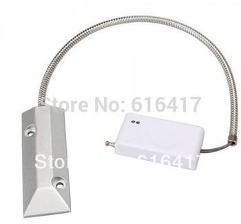 Free shipping Wireless Rolling Garage Door Sensor Window Contact Door Alarm Sensor for home alarm system free shipping