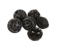 50pcs Aquarium 16MM honeycomb Bio Balls with Sponge for Aquarium Fish Tank Water Filter Media PVC Bulk Free Shipping