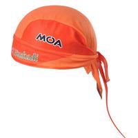 Orange&red bike team cycling sports pirate hat cool sweatproof bicycle headband riding cap