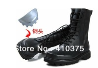 High Quality Security Boots Anti-smashing  steel toe  Martin boots