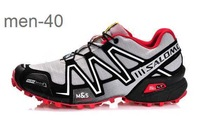 2013 China Post Air HOT Sale 7 Colors Salomon Running shoes Men Sport Running Shoes Mens Sneakers 40-45 Wholesale Price